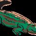 2015/9/6ペットの王国ワンだランド感想 30年家庭で飼われたワニと珍しいペット専門の家族